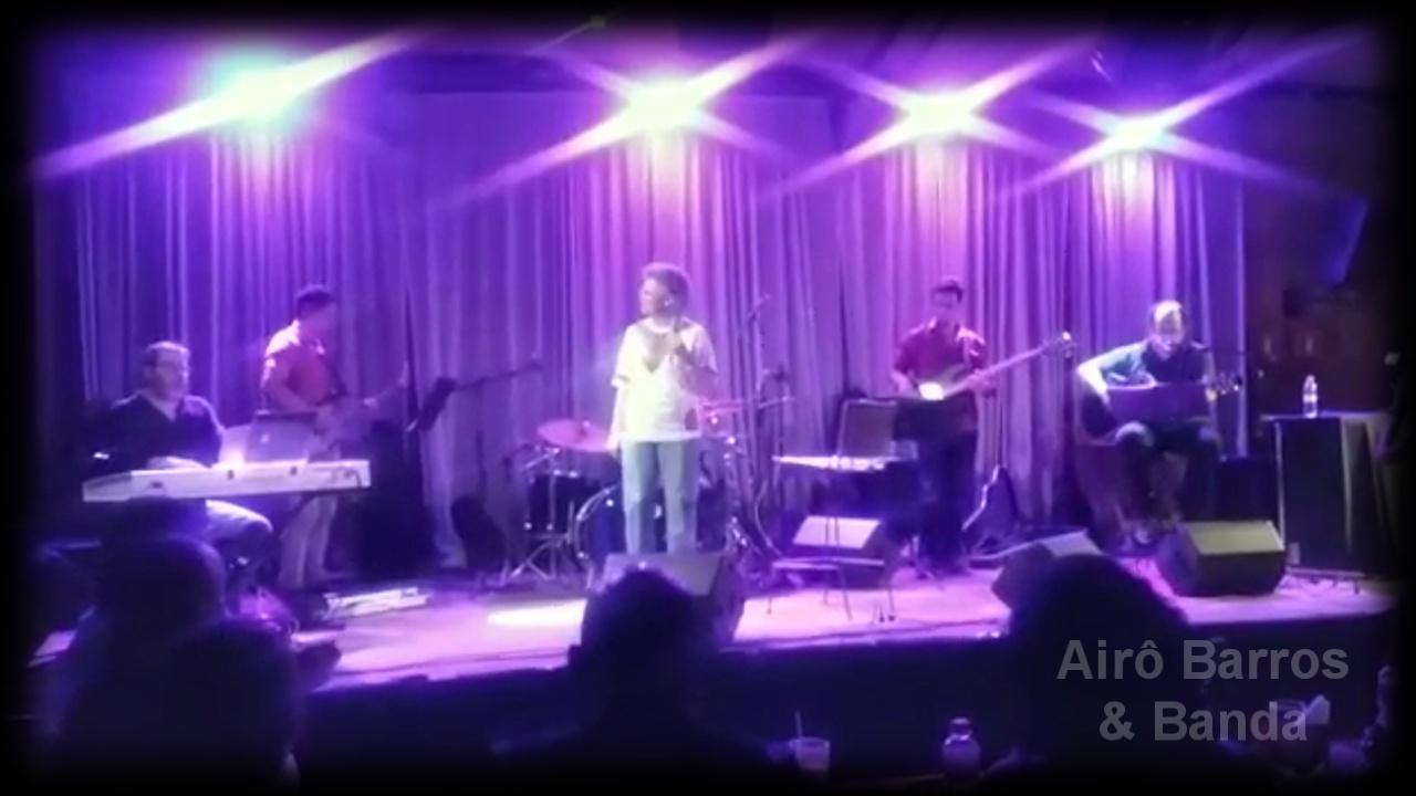 Cantora Airô Barros CD Pausa 5