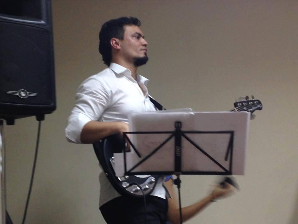 Lançamento do CD Poesia Clauber Ramos 3