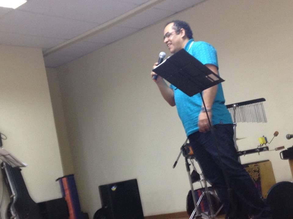 Lançamento do CD Poesia Clauber Ramos 6