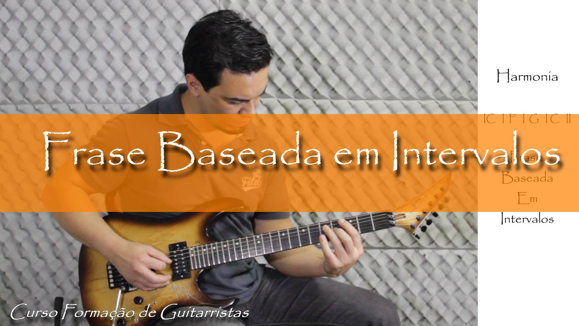 Curso Formação para guitarristas - 4