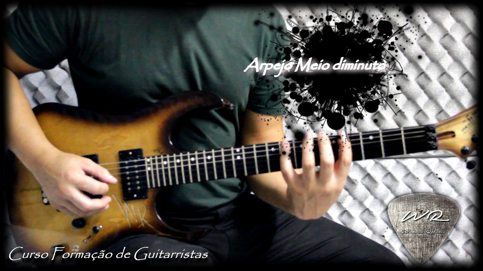Curso Formação para guitarristas - 5